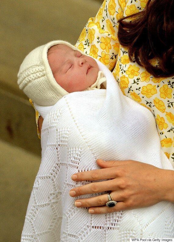 First Pictures Of The Princess Of