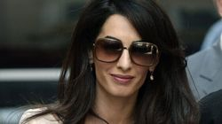 Amal Clooney's Chic Back-To-Work