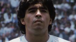 Le docu sur Maradona, présenté à Cannes, dévoile une bande-annonce