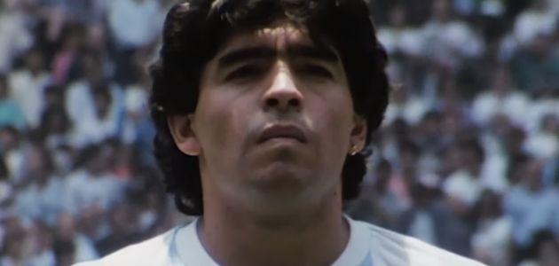 Le documentaire sur Diego Maradona, présenté à Cannes, dévoile sa