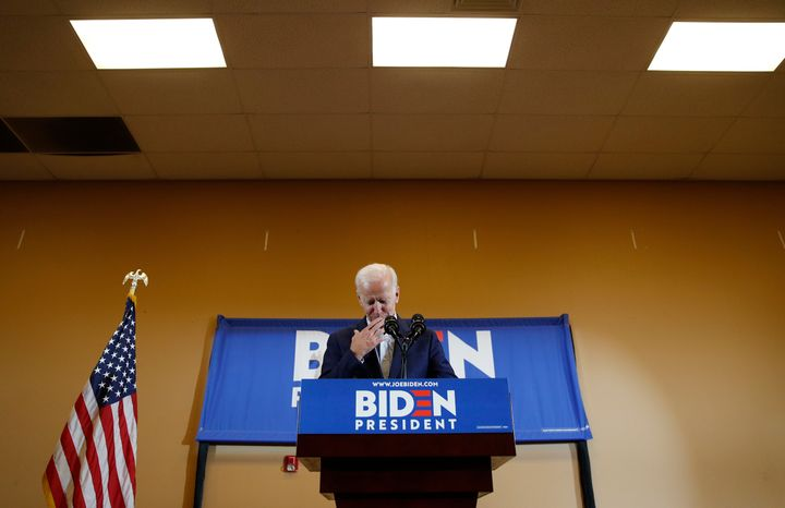 "Critics say Biden's ""middle ground"" climate strategies won't fix the existential problem of climate change."