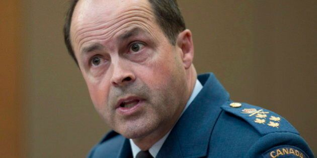Tom Lawson Talks ISIL Campaign With U.S. Officials At White