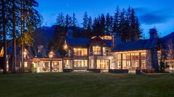 Whistler Chalet Is Canada's Most Expensive Resort