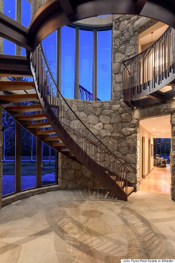 Canada's Most Expensive Vacation Home Is In Whistler,