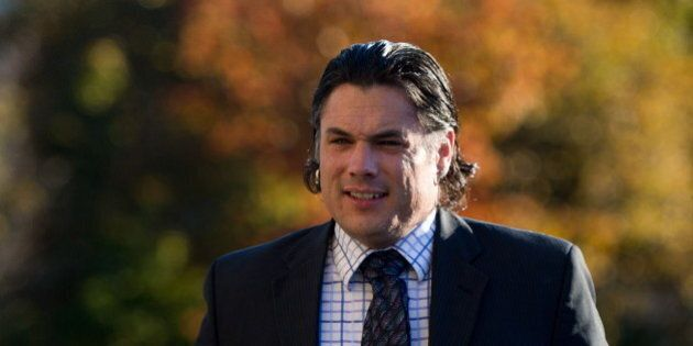 Patrick Brazeau Faces Charge Of Impaired Care Of