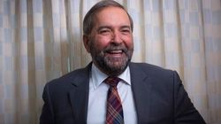 Mulcair Says Age Won't Keep Him From Trudeau
