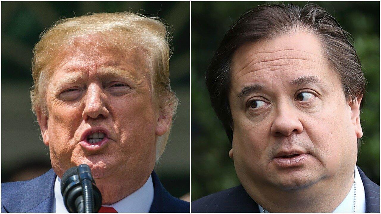 Donald Trump/ George Conway