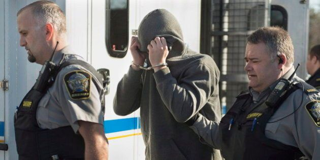 British Sailors Accused In Gang Rape Of Nova Scotia Woman To Move To