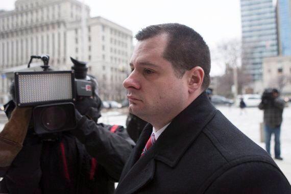James Forcillo, Officer Accused Of Murdering Sammy Yatim, Awaits Jury's