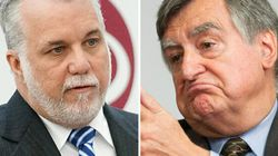Couillard Defends $500,000 Contract For Bouchard And