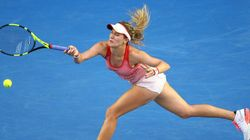 Eugenie Bouchard Eliminated In Second Round At Australian