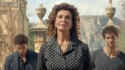 Sophia Loren Restores A Home In New Dolce & Gabbana