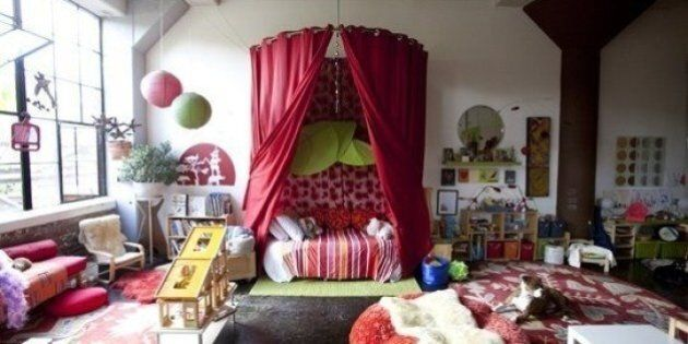 Kids Room Ideas: These Bedrooms Make Us Want To Be Kids