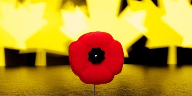 I wanted to create something for Remembrance Day and go slightly outside the box, so I tried my hand at iPhone + iPad lightpainting again. The phone's screen illuminates the poppy (softer than a flashlight) and an image of a maple leaf from an iPad provides the backdrop.I tried a couple different variants, but I couldn't get it to look exactly how I wanted - particularly the third variant with three different coloured leaves. Still, hopefully it's a neat little tribute.