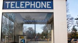 B.C. Town Loses Only Public Phone To Bizarre