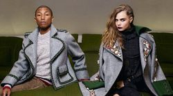 Cara Delevingne And Pharrell Make Coolest Royals