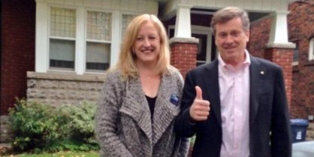 Latest John Tory Endorsement Fails To Impress His