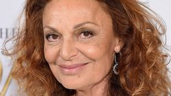 Diane Von Furstenberg Has A Strange Way Of Supporting Bruce