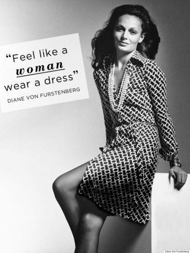 Diane Von Furstenberg Posts Photshopped Image Of Bruce Jenner In A Wrap