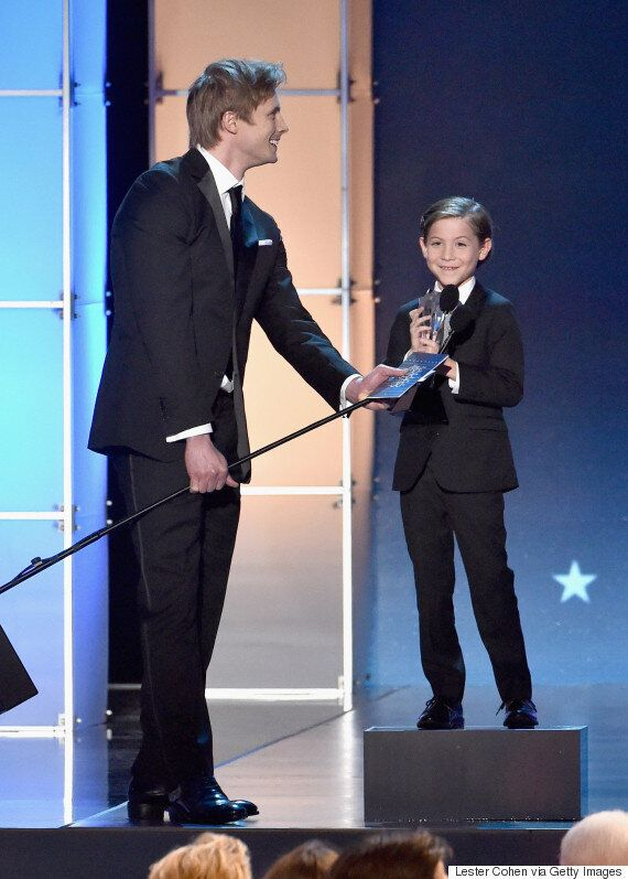 Jacob Tremblay, 9-Year-Old 'Room' Actor, Finds Success In