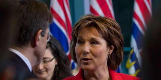 The B.C. Liberals Could Easily Win The Next