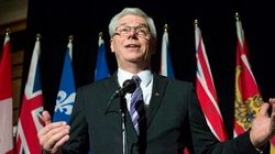 Manitoba Premier Makes Bevy Of Pre-Election