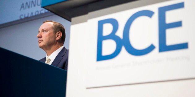 BCE Posts Lower Q1 Net Profit Due To Quebecor Court