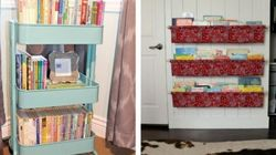 11 Brilliant Ideas For Storing All Your Kids'