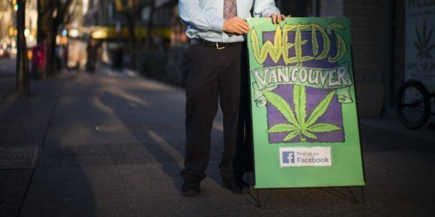Weeds Glass and Gifts Raided By Vancouver Police Amid Regulation
