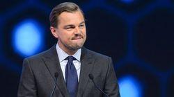 Leonardo DiCaprio Rips Big Oil At World Economic