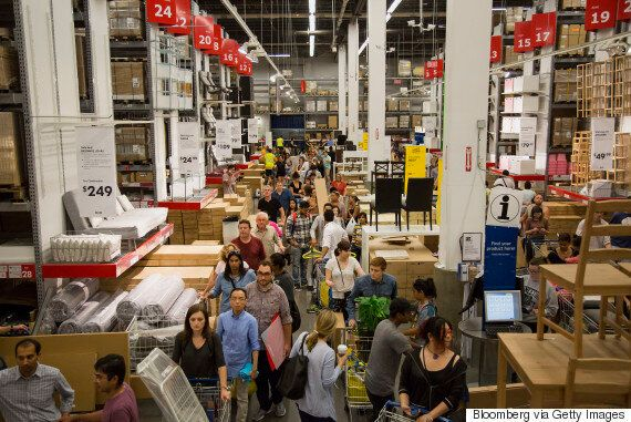 Steve Howard, Ikea Exec, Says The World Has Hit 'Peak