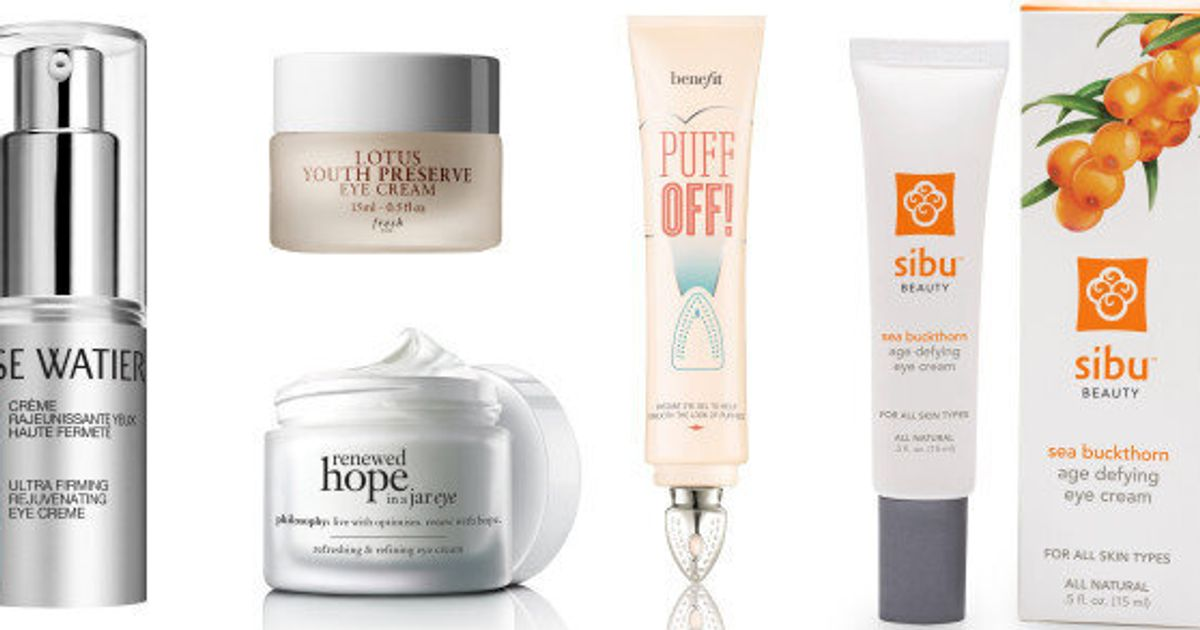 The 10 Best Eye Creams Our Editors Swear By | HuffPost Canada