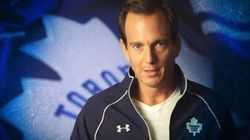 WATCH: Will Arnett's Intense Toronto Maple Leafs