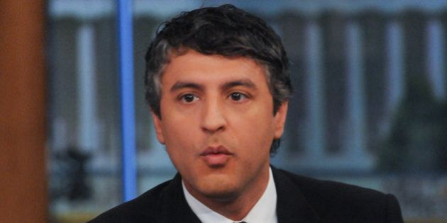MEET THE PRESS -- Pictured: Reza Aslan, Author, 'No god but God: The Origins, Evolution and the Future...