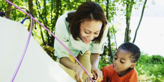 Camping Tips: 11 Ideas For Taking A Child With Autism