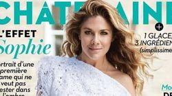 Sophie Grégoire Trudeau Gets Edgy On The Cover Of