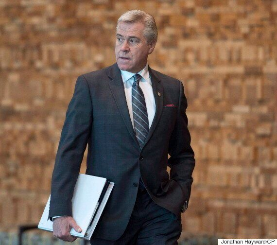 Posters Urging Dwight Ball To Resign As N.L. Premier Removed By