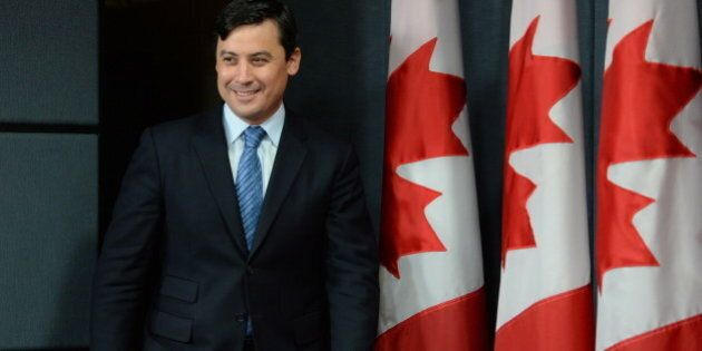 Michael Chong's Reform Act Passes Commons Vote