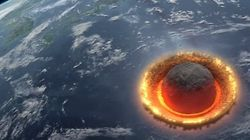WATCH: This Is What Would Happen If A Huge Asteroid Hit