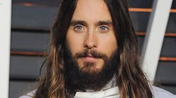Jared Leto's Luscious Locks Are