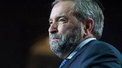 Mulcair Asks Ex-MPs To Reflect On What Went
