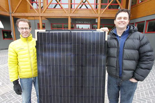 How Banff Launched the First Municipal Solar Feed-In Tariff in