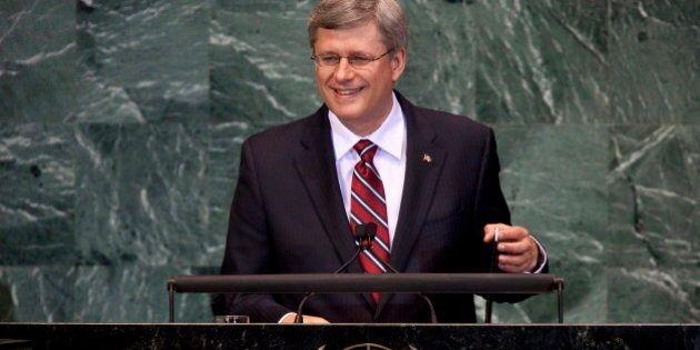 Harper Using UN, Foreign Affairs For Domestic Gain: