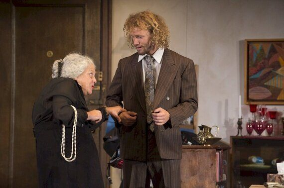 '4000 Miles': Nicola Cavendish Kills But Play's A