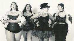 Leonard Nimoy's Photo Project Celebrates Full-Figured Women