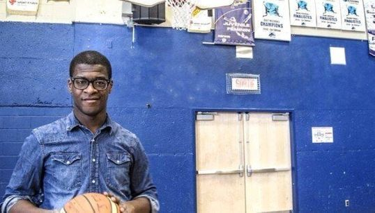 Why This Lawyer Traded His Office For A Basketball
