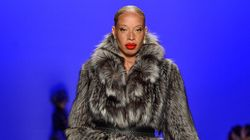 Stacey McKenzie Lands Vogue's 'Jamaican Top Models'