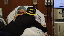 WATCH: Man Surprises Mom In Hospital One Hour Before Her