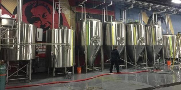 Alberta Budget 2015: Craft Brewers Thrilled With Lower Tax On Local