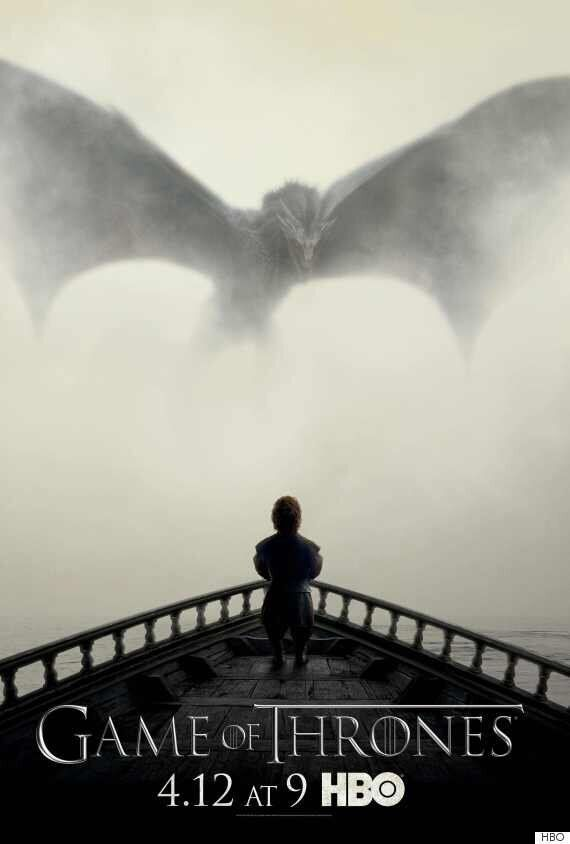 'Game Of Thrones' Season 5: The Dragons Are HUGE